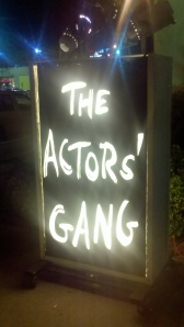 The Actors' Gang in The Ivy Substation in Culver City